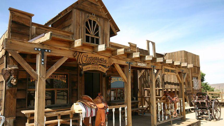 camptrekking-Western town