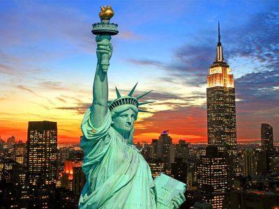 Permalink to: สถานที่ท่องเที่ยวยอดนิยม 1 ใน 5 ได้แก่ นิวยอร์ก  สหรัฐอเมริกา