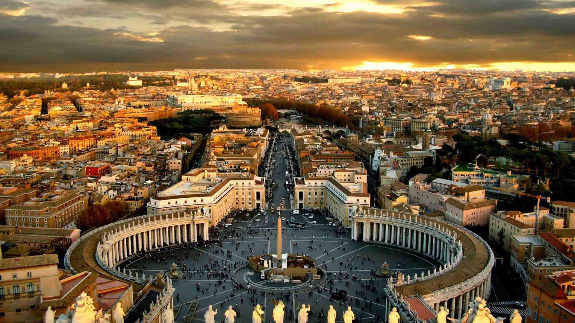 Permalink to: สถานที่ท่องเที่ยวยอดนิยม 1 ใน 5 ได้แก่ กรุงโรม อิตาลี