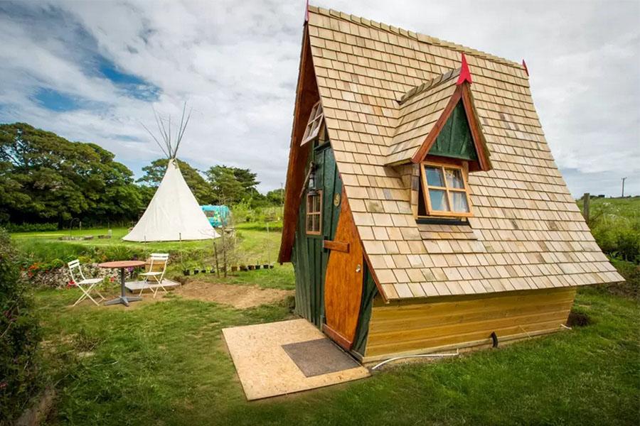 Permalink to:ที่พักที่ว่ากันว่าเป็นบ้านของ Jack Sparrow, UK