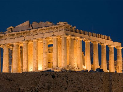 Parthenon of Acropolis