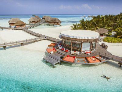 Maldives island paradise